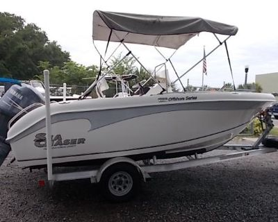2011 Sea Chaser 1900 Offshore