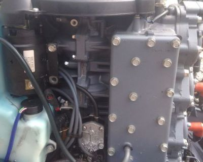 2007 Yamaha 90 Hp 90tlr Fully Dressed Power Head