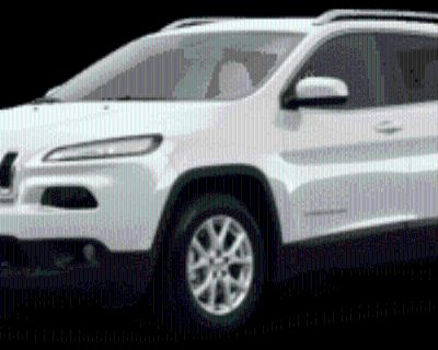 2016 Jeep Cherokee Altitude 4WD w/ Automatic Headlights