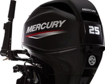 2019 Mercury 25EH EFI Fourstroke