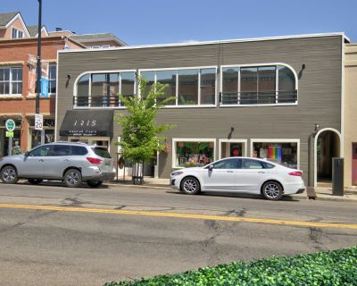Pearl Street Retail Space For Lease