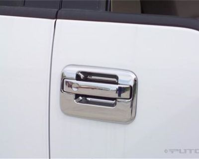Putco 401007 Door Handle Cover Fits 04-14 F-150