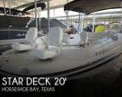 20 foot Star Deck Stardeck Aurora 2000