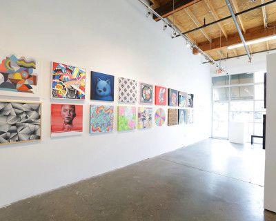 Whitebox Gallery Production Space along the Eastside Beltline Trail, Atlanta, GA