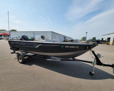 2016 Crestliner 1700 Vision Aluminum Fish Boats Kaukauna, WI
