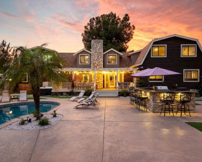 Chateau Syrah by AvantStay | Picturesque Estate w/ Pool, Hot Tub, Pool Table & Table Tennis - Temecula