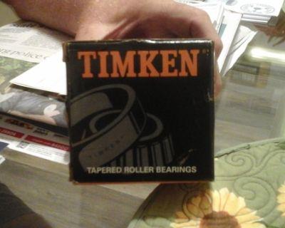 New Timken front wheel bearing F150