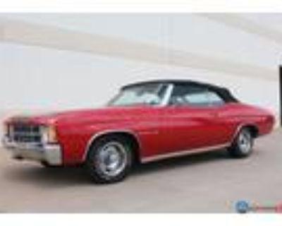 1971 Chevrolet Chevelle Malibu Coupe 36571 Miles