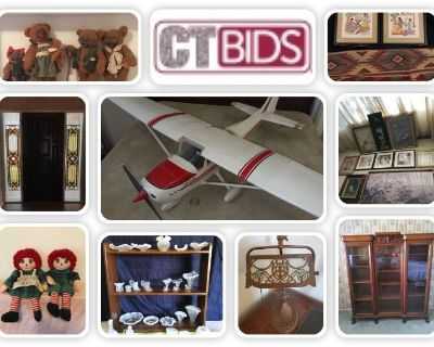 CARING TRANSITIONS BROCK IN-HOME ONLINE AUCTION / SPEEDWAY & GREASEWOOD / ENDS 03/02/21