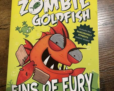 My big fat zombie goldfish - fins of fury