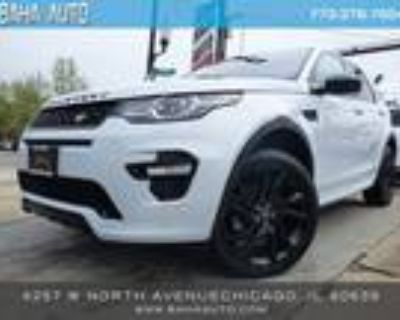 2018 Land Rover Discovery Sport HSE for sale