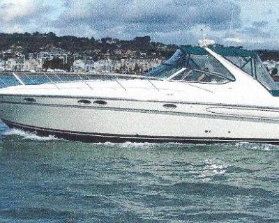 1997 Maxum 4100 SCR. (NA)