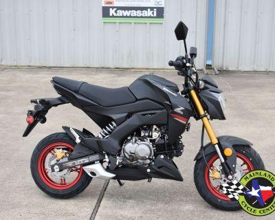 2021 Kawasaki Z125 Pro Sport La Marque, TX