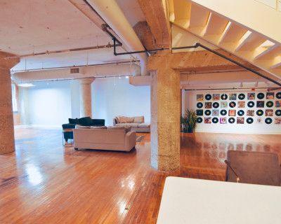 Spacious 3000 sqft Venue + Creative Space, Dallas, TX
