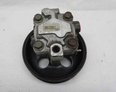 00-01 Nissan Altima Power Steering Steer Pump Oem 2.4l