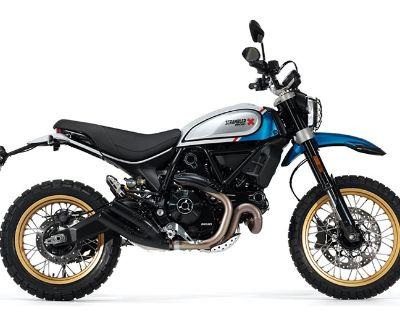2021 Ducati Scrambler Desert Sled Dual Purpose West Allis, WI