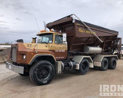 1999 Mack RB688S 8x4 Stone Spreader Truck
