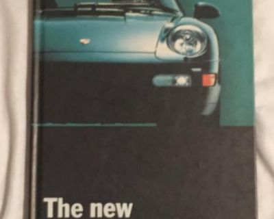 Porsche Book The New 911 Carrera