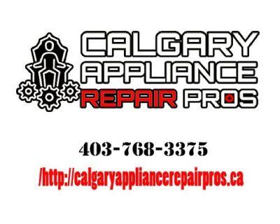 Calgary Appliance Repair Pros