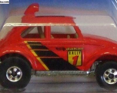 "Hot Wheels ""Dakar"" Baja Bug - red"