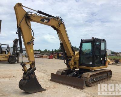 2017 Cat 308E2 CR Track Excavator