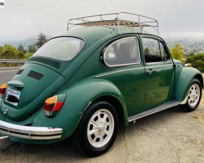 1970 Standard Beetle, Bug