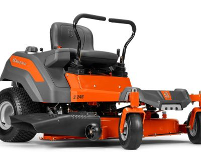 2021 Husqvarna Power Equipment Z246 46 in. Briggs & Stratton Endurance Series 20 hp Residential Zero Turns Warrenton, OR