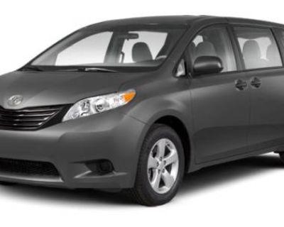 2013 Toyota Sienna Limited
