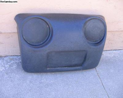 VW fiberglass frontend/fender