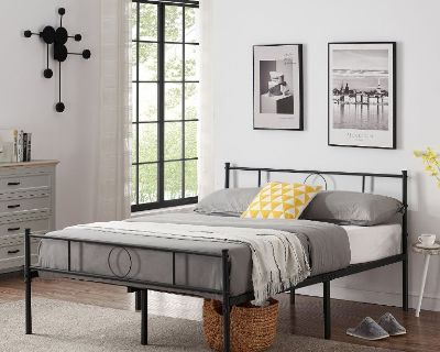 Queen Bed Frame New In Box!