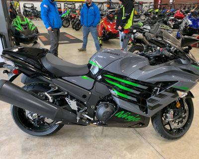2021 Kawasaki Ninja ZX-14R ABS Supersport Belvidere, IL
