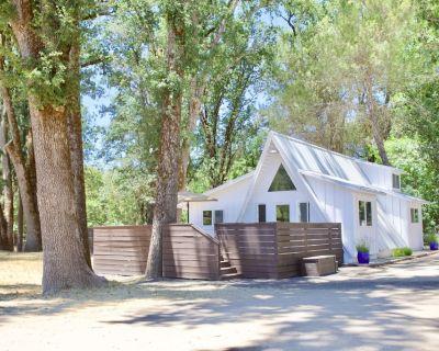 Alder Lodge - Tranquil Valley Retreat - Kelseyville