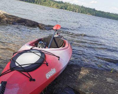2 kayaks for rent