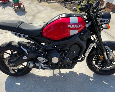 2018 Yamaha XSR 900