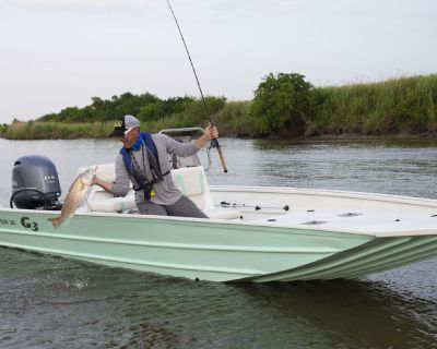 2022 G3 BAY 20 GX Aluminum Fish Boats Kenner, LA