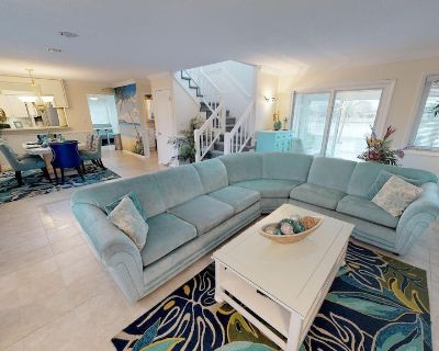 Spacious Family Home mid town Waterfront , Contactless check in! Work station - Midtown Ocean City