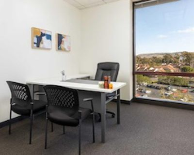 Private Office for 1 at (UTR) University Tower