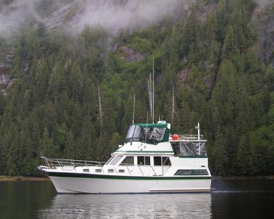 1985 Tung Hwa Offshore 38 Sundeck
