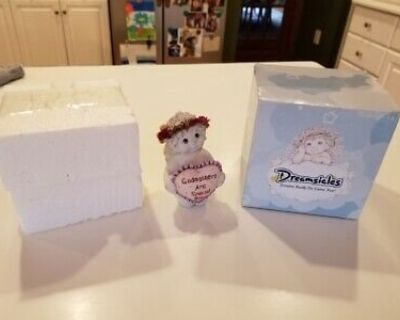 Rare 2001 DREAMSICLES FAMILY ~ GODMOTHERS ARE SPECIAL ~ Brand New in Box!!! L@@K