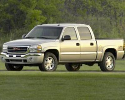 2005 GMC Sierra 1500 SLE Ext Cab RB 4WD AT