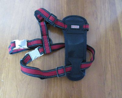 Kong Dog Harness with Seat Belt Attachment - EUC