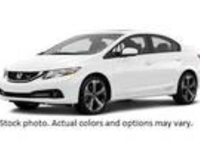 2015 Honda Civic Sedan 4d LX CVT
