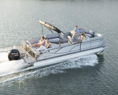 2021 Manitou 23 SES Bench Pontoon Boats Rapid City, SD