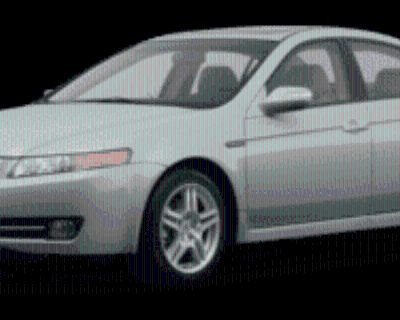 2008 Acura TL Automatic with Navigation