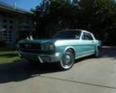 1966 Ford Mustang 289 V8, C4 Convertible