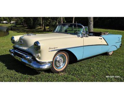 1954 Oldsmobile Starfire 98 Convertible
