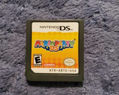 NDS Mario Party DS
