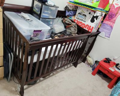 Dream on me 5 in 1 crib