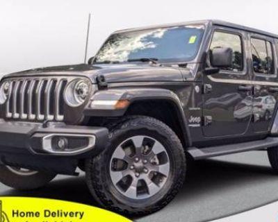 2018 Jeep Wrangler Sahara