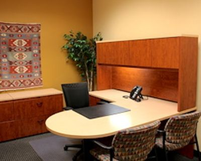 Private Office for 3 at Office Alternatives (Journal Center location)
